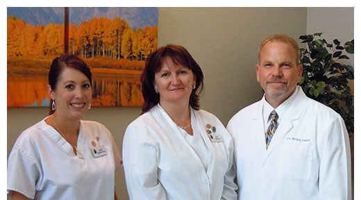 Chiropractor Cheyenne WY Brian Smith and Staff
